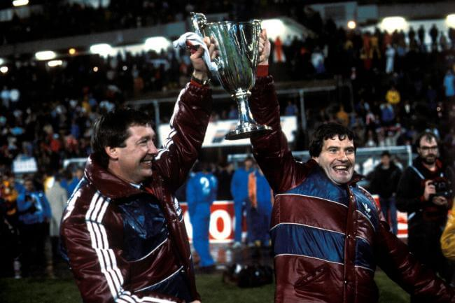 Cup Winners' Cup 1983