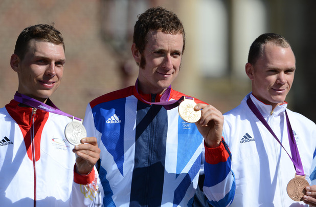 Olympic Time Trial Medallists