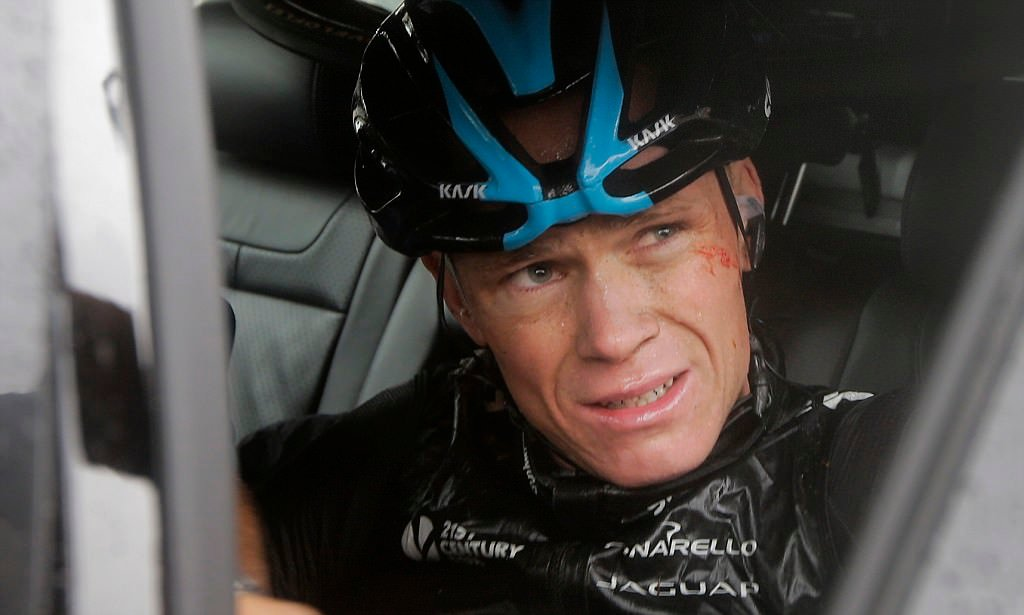 Chris Froome 2014