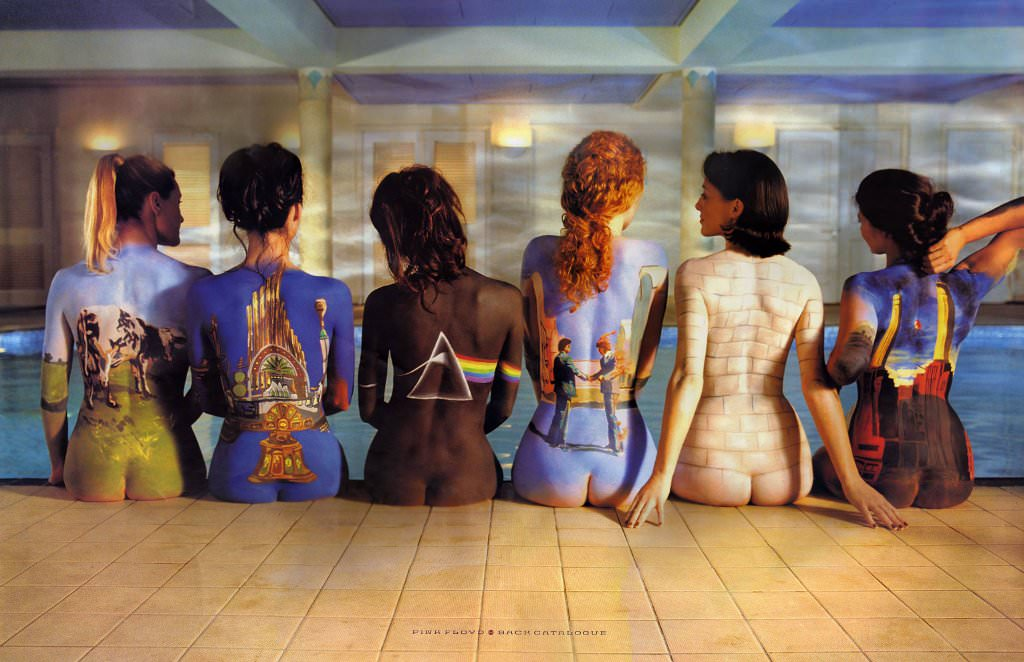 Storm Thorgerson - Pink Floyd Back Catalogue